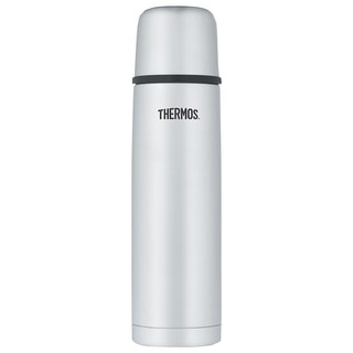 Thermos 32oz ss vacuum insulated compact bottle fbb1000ss4
