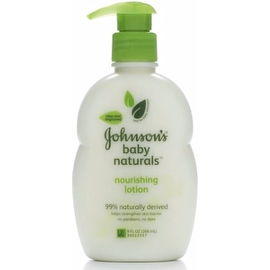 JOHNSON'S Natural Baby Lotion, AllerFree Fragrance 9 oz