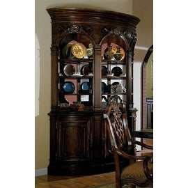 Marguax Curio with Mirror Back Panel