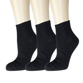 Women's 12 Pairs Pack Low Cut Fancy Design Ankle Socks