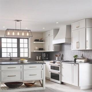 SomerTile 4x11.75-inch Cometa Dark Grey Porcelain Floor and Wall Tile (40 tiles/11.81 sqft.)