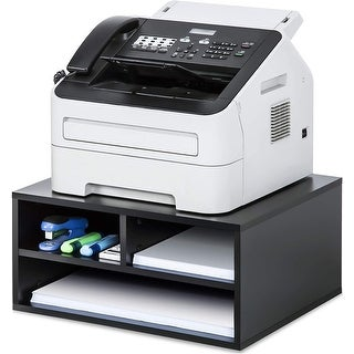 Monitor Printer Stand Computer Riser with Storage,Workspace Desk Organizers for Home Office