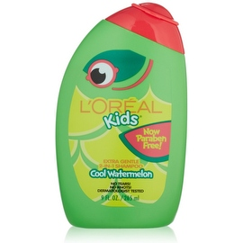 L'Oreal Kids 2-in-1 Shampoo Thick or Curly or Wavy Hair 9 oz