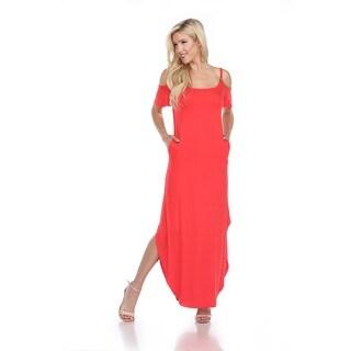 Lexi Maxi Dress - Red