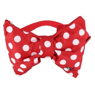 Disney Minnie Mouse Polka Dot Bow Waist Pack - one size