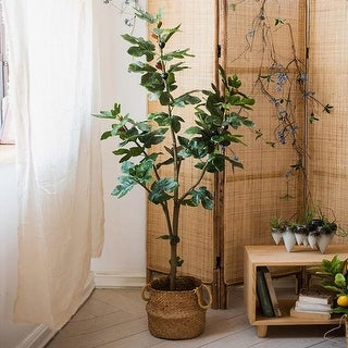 RusticReach Artificial Fig Tree