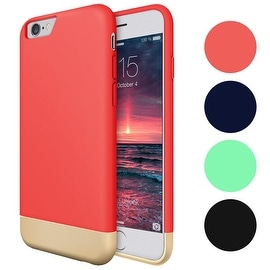 Hybrid Shockproof Hard Rugged Heavy Duty Cover Case For Apple iPhone 6S 6