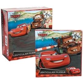 CelebrateExpress Disneys Cars Lenticular Puzzle