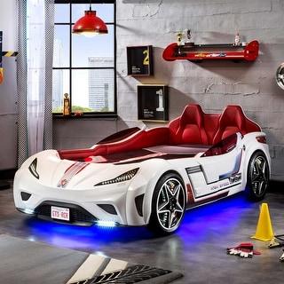 Cilek GTS Twin Race Car Bed