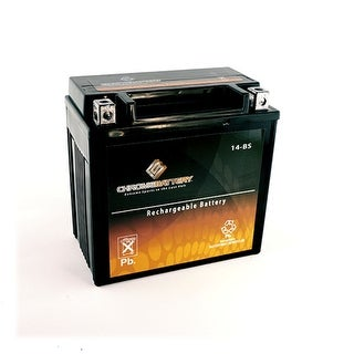 YTX14-BS 200 CCA Battery for Triumph Tiger, Year (02-'06)