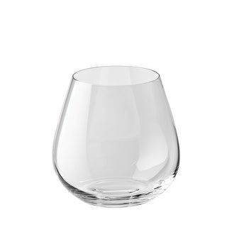 ZWILLING Predicat 6-pc Whisky Glass / Stemless Red Glass Set