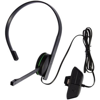 Microsoft(R) S5V-00014 Chat Headset for Xbox One(R)