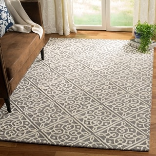 Safavieh Handmade Cambridge Fannye Modern Wool Rug