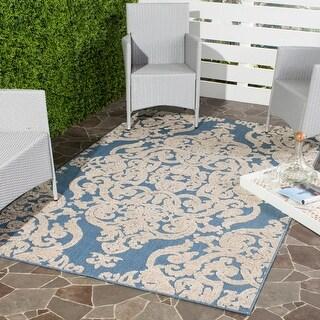 Safavieh Monroe Jeff Modern Indoor/ Outdoor Rug