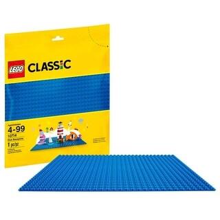 LEGO Classic Blue Baseplate - 10714