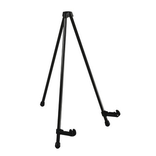 Offex Compact Lightweight E-Z Painting Display Tabletop Easel - Black