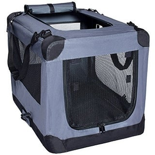 Dog Soft Crate Kennel for Pet Indoor Home & Outdoor Use- 26 inch