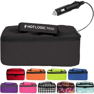Hot Logic Mini 12-Volt Personal Portable Oven - One Size