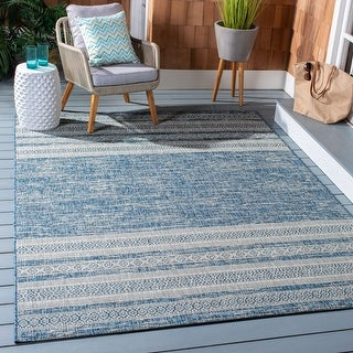 Safavieh Courtyard Evon Indoor/ Outdoor Rug