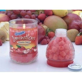 Snapple's Luminations Apple Scented Candle and Air Infuser