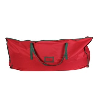 43 Red and Green Multipurpose Christmas Storage Bag
