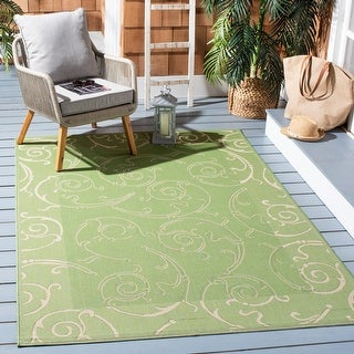 Safavieh Courtyard Marlys Indoor/ Outdoor Rug