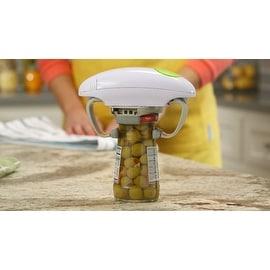 The As Seen on TV RoboTwist Hands Free Electric Jar Opener