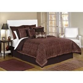 bed INC Jade King Comforter Set