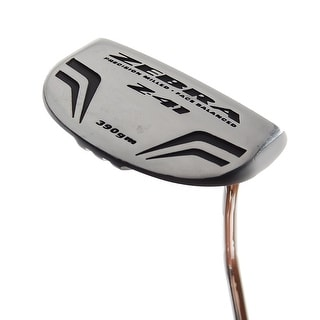 "New Zebra Z-41 Black Mallet Putter by Tommy Armour Precision Milled 35"" RH"