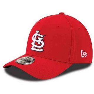 New Era St. Louis Cardinals Baseball Cap Hat MLB Team Classic 39Thirty 10975788