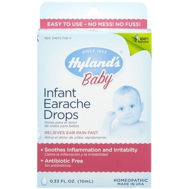 Hyland's Infant Earache Drops 0.33 oz