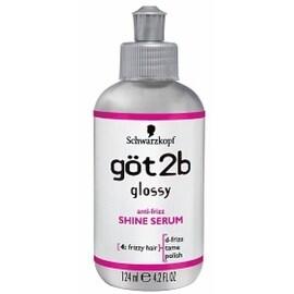 got2b Glossy Anti-Frizz Shine Serum 4.2 oz