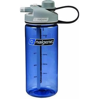 Nalgene Tritan Multidrink 20 oz. Water Bottle - Blue - 20 oz.