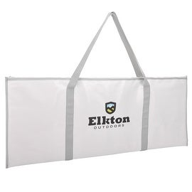 Elkton Fish Cooler Bag. Insulated Zippered Bag. Compact Cooler Bag for Fishing and Great for Kayaks and Small Boats