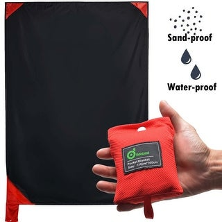 Waterproof Sand Proof Packable Beach Blanket Portable Picnic Mat Beach Sheet - SIZE