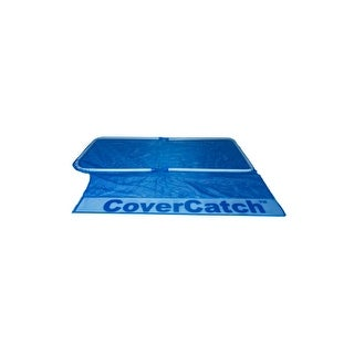 """43.75"""" Blue Cover Catch Swimming Pool Solar Cover Accessory"""