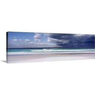"""Beach Bay of Fires Tasmania Australia"" Canvas Wall Art"