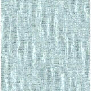 Brewster NU2919 NuWallpaper 30-3/4 Square Foot - Poplin - - Blue
