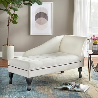 Simple Living Marcella Storage Chaise