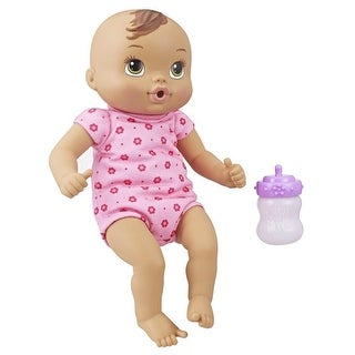 Baby Alive Luv N Snuggle Baby (Brn Hair)