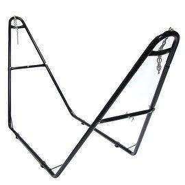 Sunnydaze Multi-Use Universal Hammock Stand-Fits Hammocks 9-14 Feet Long