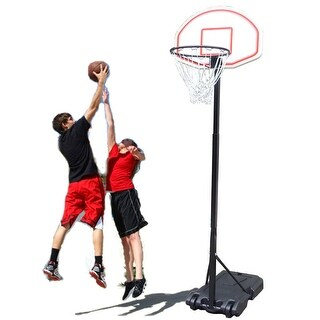 Portable Kid Teenager Indoor Outdoor Basketball Stand