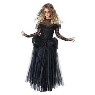Womens Dark Princess Disney Halloween Costume