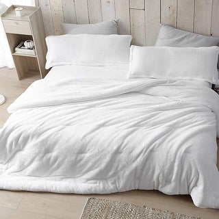 Coma Inducer Oversized Comforter - Me Sooo Comfy - White
