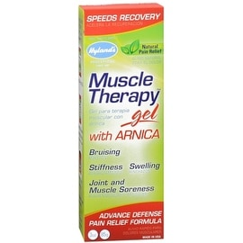 Hyland's Muscle Therapy Gel With Arnica 3 oz