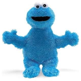 "Sesame Street Cookie Monster Character 12"" Plush - Multi"