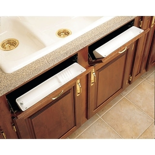 "Rev-A-Shelf 6572-11-52 6572 Series 11"" Wide Sink Front Tip Out Two"