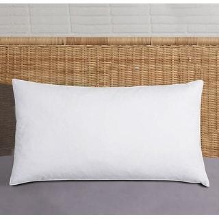 Harper Lane Jumbo Size King Bed Pillow - White