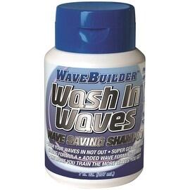WaveBuilder Wash In Waves Shampoo, 7 oz