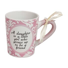 Enjoy Life Ceramic Mug for Daughter